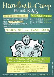 HSG Weddinsgedt - Hennstedt - Delve Handballcamp